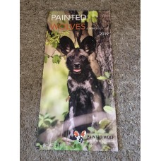 Painted Wolves: A Wild Dog's Life: 2019 Calendar